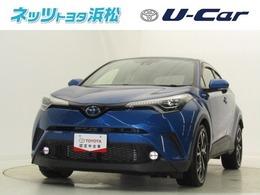 トヨタ C-HR ハイブリッド 1.8 G 純正TCナビ ワンオーナー