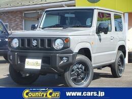 スズキ ジムニー 660 XL 4WD 未使用車 禁煙 プッシュスタート
