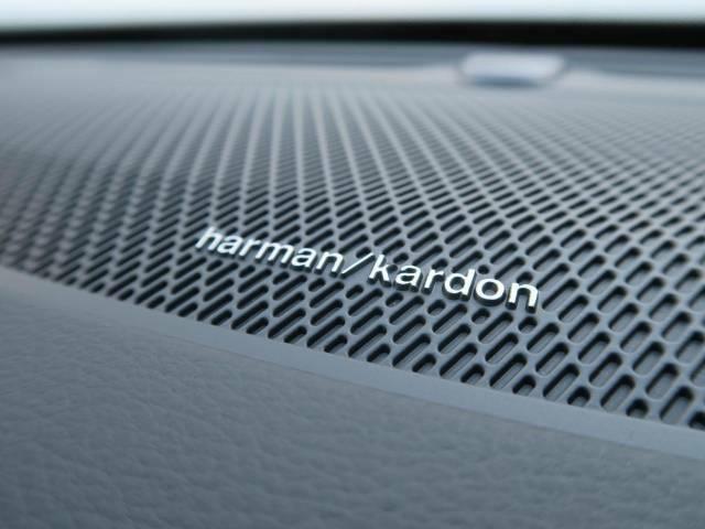 harman/kardonサラウンドシステムを装備!臨場感溢れる室内音響を実現しています。地上デジタル放送やCD/ブルートゥース再生なども車種別設計されたチューニングで最適な音響を実現しています。