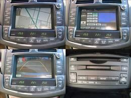 純正メーカーHDDナビ、フルセグTV、バックカメラ、DVD再生