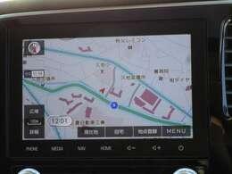 スマートフォン連携ナビ 全方向カメラ フルセグTV Bluetooth DVD