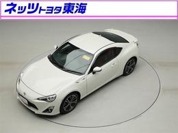 トヨタ 86 2.0 GT リミテッド メモリ-ナビ フルセグTV バックモニタ-