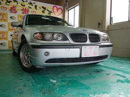 BMW 3シリーズ 320i サイドエアバック パワーシート キーレス