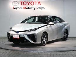 トヨタ MIRAI ベースモデル 衝突軽減ブレーキSDナビETC水素燃料LED