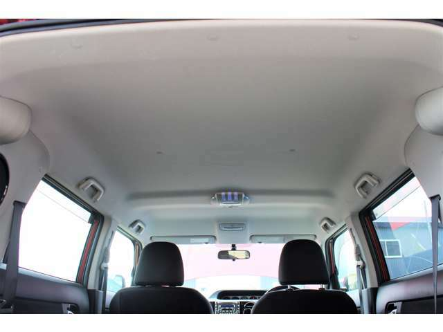 車内もとってもキレイです!気になる臭いもありません!