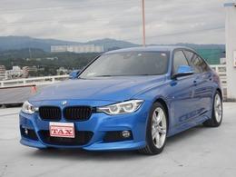 BMW 3シリーズ 320d Mスポーツ MC後 カーボンインテリア 1オナ 禁煙車