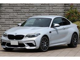 BMW M2コンペティション 3.0 6MT ツインターボ 410ps ハーマンカードン