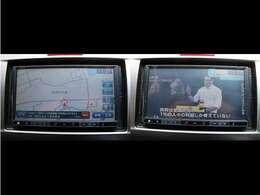 ☆クラリオンSDナビ・フルセグTV装備☆もちろんDVDも視聴OKです♪ミュージックサーバで録音も対応です♪