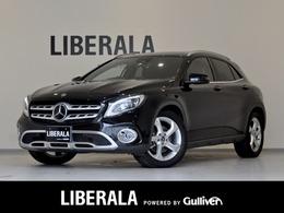 メルセデス・ベンツ GLAクラス GLA220 4マチック 4WD RSP 黒革シート Bカメラ DTRプラス BSA