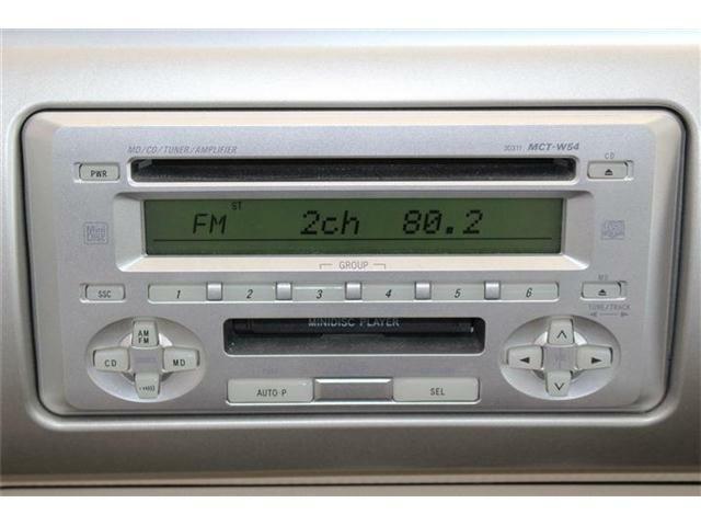 CD・MD・ラジオ聴取可能です♪