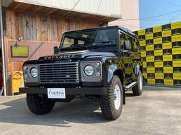 ランドローバー ディフェンダー 110SE ディーゼルターボ 4WD