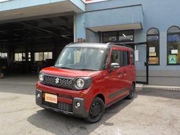 スズキ スペーシア 660 ギア ハイブリッド XZ Bluetooth地デジナビ届出済み未使用車