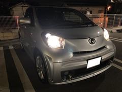 トヨタ iQ の中古車 1.3 130G レザーパッケージ 福岡県福岡市南区 56.6万円