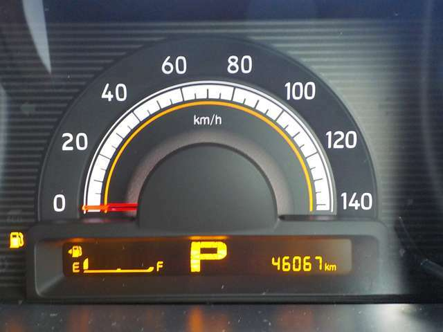 走行距離は46067kmです。