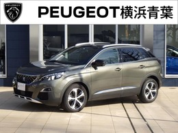 プジョー 3008 GTライン ブルーHDi 純正ナビ ETC ドラレコ 新車保証継承