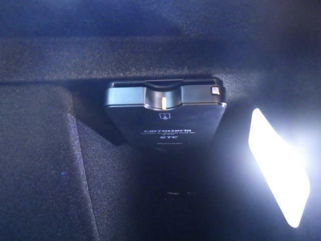 ETCも装備済みです。ご納車前には、セットアップを行いますので、ご納車後すぐにご利用いただけます。
