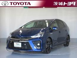 トヨタ プリウスα 1.8 S ツーリングセレクション GRスポーツ 認定中古車 メモリーナビ CD