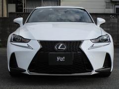 レクサス IS の中古車 300 Fスポーツ 京都府京都市伏見区 424.8万円