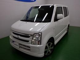 スズキ ワゴンR 660 FX-S リミテッド ドラレコ スマートキー ETC付