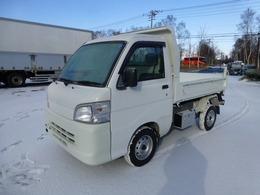 ダイハツ ハイゼットトラック 660 ダンプ 4WD