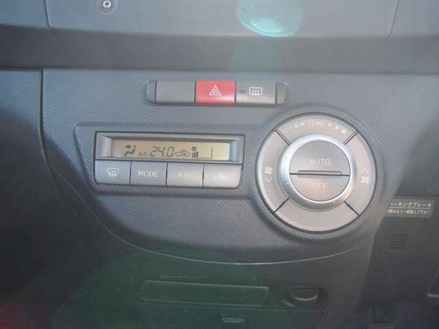 エアコン操作パネルです。ダイヤル式で使いやすいです。お問い合わせは093-483-3331まで!
