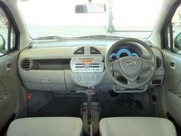 運転席は上下調整できるハイトアジャスター付きなのでお好みのポジションで運転できます