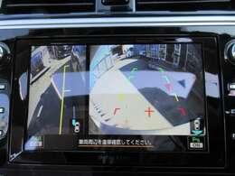 純正ダイアトーン8型ナビ♪ 純正バックカメラ付きで、駐車も安心ですね♪