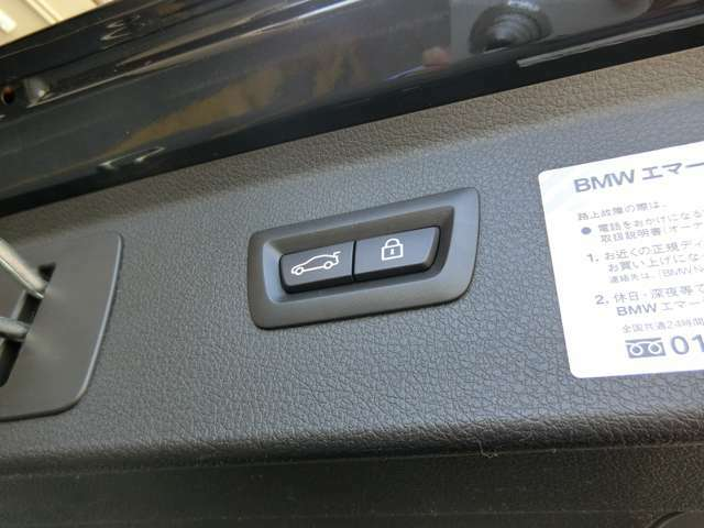 コンフォートパッケージ オートテールゲート・コンフォートアクセス・ライトパッケージ