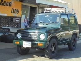 スズキ ジムニー 660 ランドベンチャー 4WD ルーフキャリア