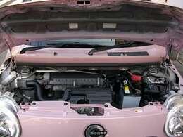 安心のタイミングベルトチェーン式で人気のアイドリングストップ車!