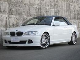 BMW 3シリーズカブリオレ 330Ci 電動オープン・ETC・ランフラットタイヤ