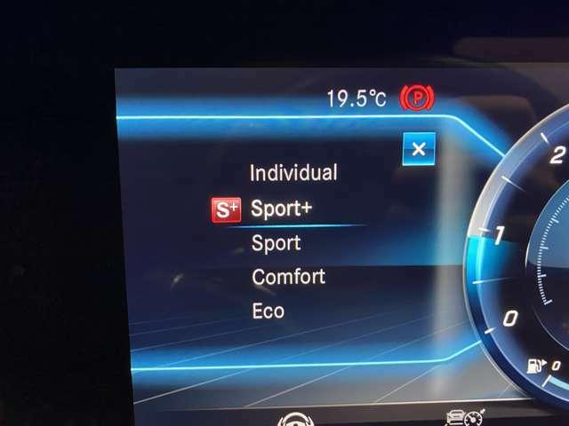 エコモードからスポーツモードまで走行モード切替可能です。