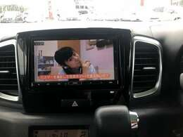 映像キレイなフルセグテレビ☆DVD再生可能!Bluetooth対応!