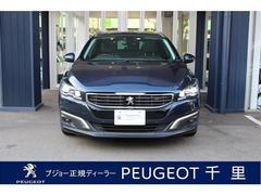 プジョー 508SW の中古車 GT ブルーHDi ディーゼルターボ 大阪府吹田市 238.0万円