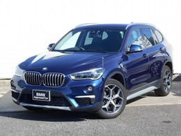 BMW X1 xドライブ 20i xライン 4WD コンフォートpkgドラレコ1オナ禁煙認定車