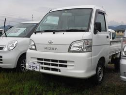 ダイハツ ハイゼットトラック 660 スペシャル 3方開 4WD エアコン・クーラー 社外musicプレイヤー