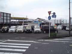 都城農業高校前です!近くにイオン都城駅前店も御座います☆