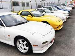 併設の4WD専門店のKSファクトリー!