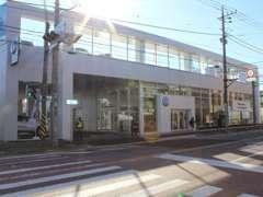 二俣川駅より希望ヶ丘方面へ徒歩5分の立地です。