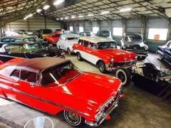 琵琶湖マイアミビーチBASEにて車両を屋内保管しております。
