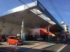 「ココロも満タンに♪コスモ石油♪」のCMでおなじみの、コスモ石油セルフ行徳店(株)小川石油店です!