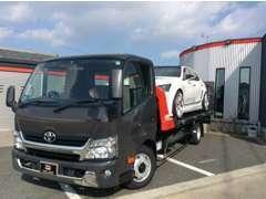 国産車・外車も取り扱い。買取・下取りもOK!大型車まで積載可能!引取り・納車などお気軽に!http://tac-taka.jp