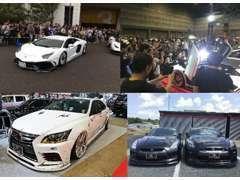 当店のオーナーは各種イベントにて受賞をしております。CAR雑誌にも数多く取り上げられています!http://tac-taka.jp