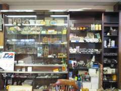 ◆パーツ等の販売も行っています。詳しくはHPをご覧ください。