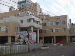 徳洲苑しろいし様の向かいに当店がございます。