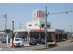 2号線バイパス側道上り線沿い マルナカ新倉敷店斜め向かい。