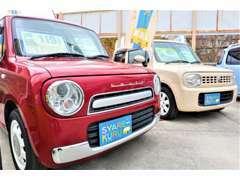 地域の皆様に支えられて創業45年♪新車の注文販売から、中古車販売、整備、鈑金も行っております♪