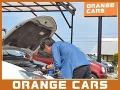 中古車査定士と中古車販売士の資格を持つ店長自らお車を査定し、出来るだけお客様の納得できる買い取り価格をご提示致します!