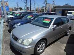 中古車販売はもちろんですが、各新車販売も行っております。