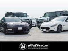常時在庫50台!!輸入車を中心に国産車両も幅広く取り扱っております!全国からのお客様のご来店心より待ちしております!